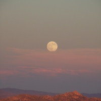 August Full Moon Hike - Iron Mountain