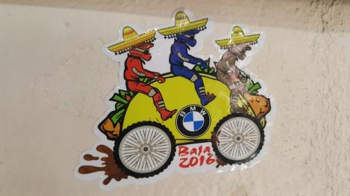 BMW Motorcycles and Tacos just seem to make sense