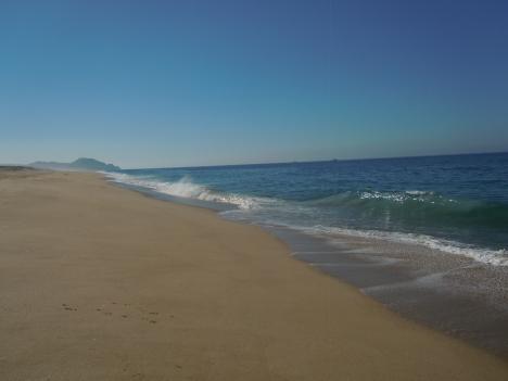 My beach.